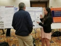 Olivia presents at the 2018 Undergraduate Research Symposium