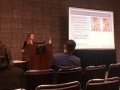 Shannon presents at BMES 2018